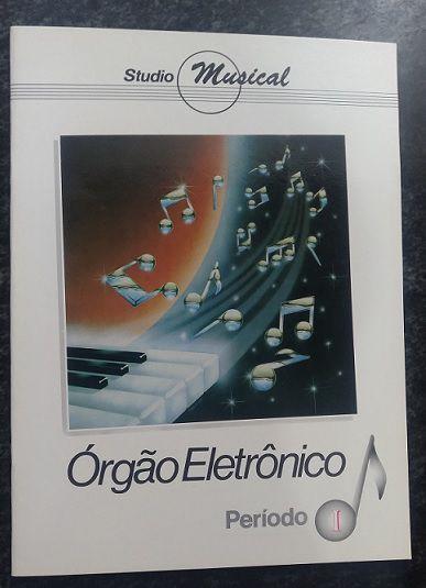 STUDIO MUSICAL – ÓRGÃO ELETRÔNICO PERÍODO 1 - Miriam Nagata Kawanashi / Maria Madalena Mituko Yabu