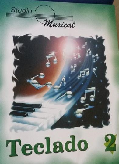 TECLADO VOL. 2 - STUDIO MUSICAL - Miriam Nagata Kawanashi / Luiz Fernando Fajardo de Andrade Lima