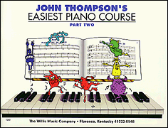 JOHN THOMPSON´S EASIEST PIANO COURSE - Part 2 - John Thompson