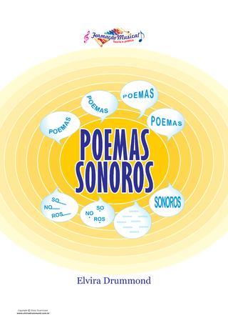 POEMAS SONOROS - Elvira Drummond