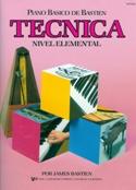 PIANO BÁSICO DE BASTIEN - TECNICA - Nível Elemental - James Bastien