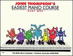JOHN THOMPSON´S EASIEST PIANO COURSE - Part 1 - John Thompson