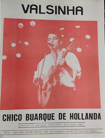 VALSINHA - partitura para piano - Chico Buarque de Hollanda