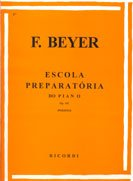 ESCOLA PREPARATÓRIA DE PIANO - OP. 101 - Beyer (Ed. Ricordi)