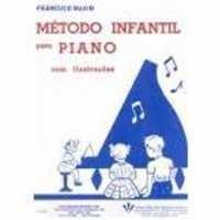 MÉTODO INFANTIL PARA PIANO - Francisco Russo