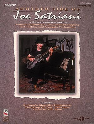 JOE SATRIANI - ANOTHER SIDE OF JOE SATRIANI