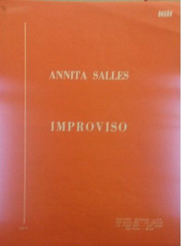 IMPROVISO - Annita Salles