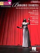 BROADWAY FAVORITES - Pro Vocal Women Edition Volume 41