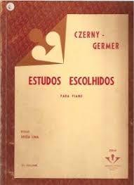 CZERNY - GERMER - ESTUDOS ESCOLHIDOS - 3º VOL.