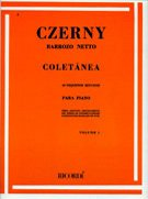 CZERNY - Coletânea - Vol. 1 - 60 Pequenos Estudos - Barrozo Netto