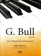 BULL - OP.90 Estudos - Escalas, Teoria - Órigão Eletrônico - Ana Mary de Cervantes