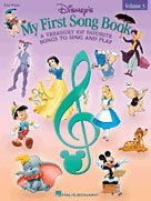 DISNEY MY FIRST SONGBOOK - VOLUME 3 - A Treasury of Favorite Songs to Sing and Play