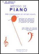 MÉTODO DE PIANO - (Continuação do Método Infantil) - Francisco Russo