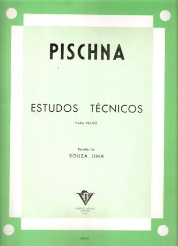 PISCHNA - ESTUDOS TÉCNICOS - Pischna