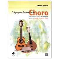 LINGUAGEM HARMÔNICA DO CHORO - Adamo Prince