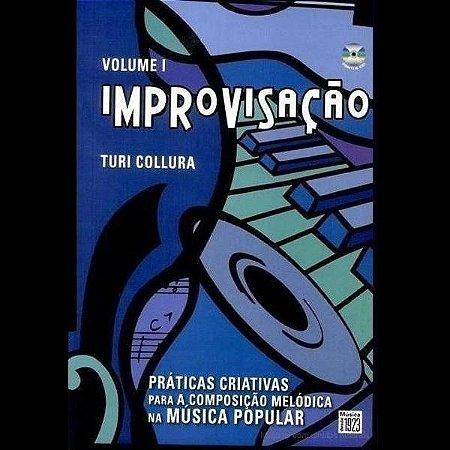 IMPROVISAÇÃO - Vol. 1 - Turi Collura