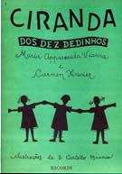 CIRANDA DOS DEZ DEDINHOS - Maria Aparecida Vianna e Carmen Xavier