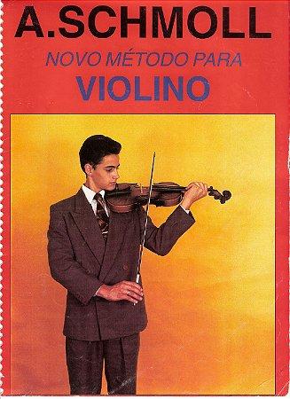 NOVO MÉTODO PARA VIOLINO - Schmoll