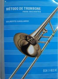 MÉTODO DE TROMBONE - Gilberto Gagliardi