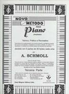NOVO MÉTODO PARA PIANO - 3ª PARTE - A. Schmoll