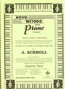 NOVO MÉTODO PARA PIANO - 2ª PARTE - A. Schmoll