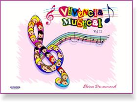 VIVÊNCIA MUSICAL VOL.II - Elvira Drummond