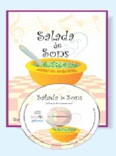 SALADA DE SONS - POEMAS EM LENGA-LENGAS - Elvira Drummond