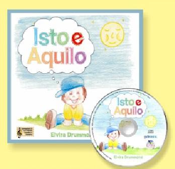ISTO E AQUILO - Com CD - Elvira Drummond