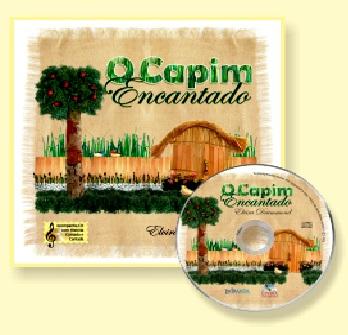 O CAPIM ENCANTADO - Com CD - Elvira Drummond