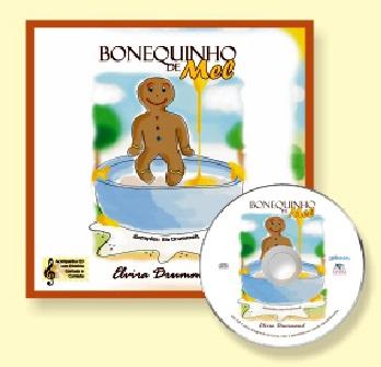 BONEQUINHO DE MEL - Com CD - Elvira Drummond