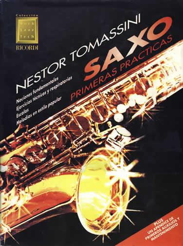 SAXO - PRIMERAS PRACTICAS - NESTOR TOMASSINI