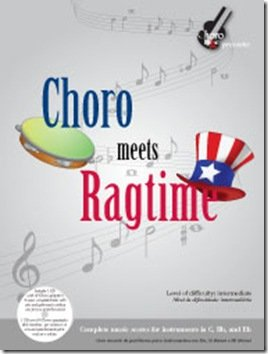 CHORO MEETS RAGTIME - CLÁSSICOS DO CHORO