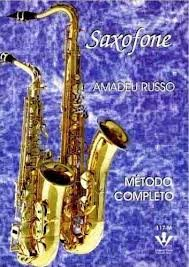 MÉTODO COMPLETO DE SAXOFONE - Amadeu Russo