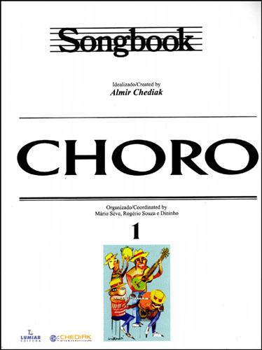 SONGBOOK - CHORO - Volume 01