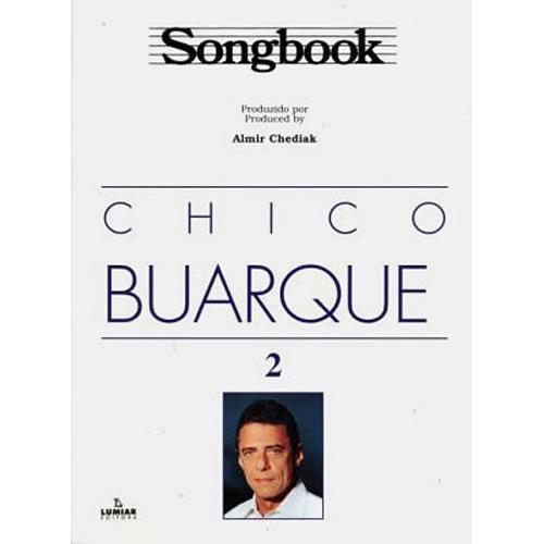 SONGBOOK - CHICO BUARQUE - VOL.2