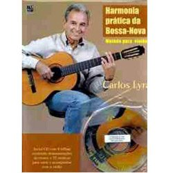 HARMONIA PRÁTICA DA BOSSA-NOVA - Carlos Lyra