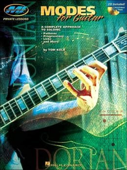MODES FOR GUITAR - Tom Kolb