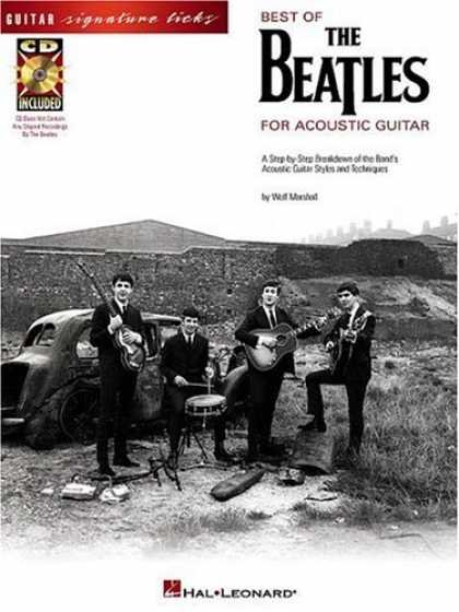 BEST OF THE BEATLES FOR ACOUSTIC GUITAR