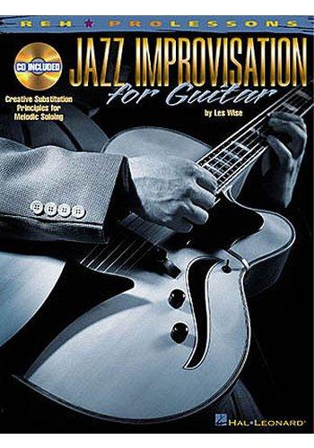 JAZZ IMPROVISATION FOR GUITAR - Les Wise