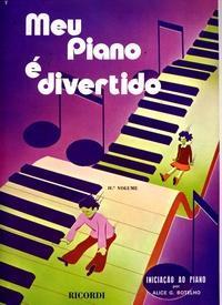 MEU PIANO É DIVERTIDO VOL 2 - Alice Botelho