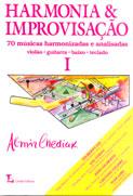 HARMONIA E IMPROVISAÇÃO - Vol. 1- Almir Chediak