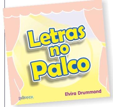 LETRAS NO PALCO – Elvira Drummond