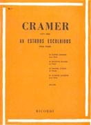 CRAMER - 60 ESTUDOS ESCOLHIDOS PARA PIANO - BULOW