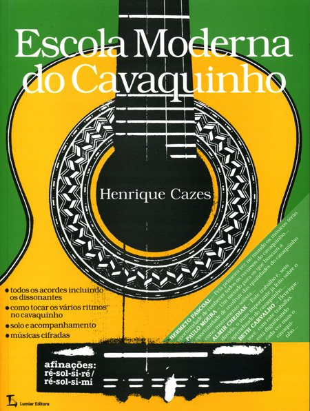 ESCOLA MODERNA DE CAVAQUINHO - Henrique Cazes
