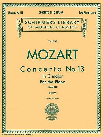 MOZART – CONCERTO N° 13 in C Major for 2 pianos (K415) - Mozart