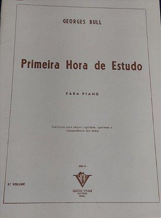 BULL - PRIMEIRA HORA DE ESTUDO VOL 5 - Vilate