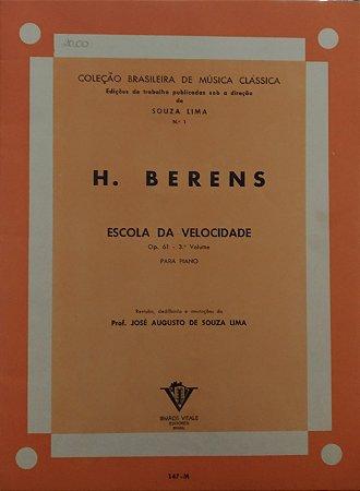 BERENS - ESCOLA DA VELOCIDADE OP. 61 VOL. 3