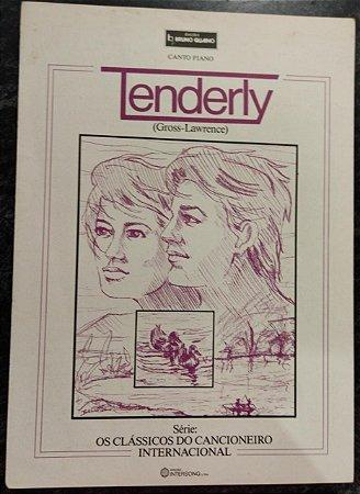 TENDERLY - partitura para piano e canto - Walter Gross e Jack Lawrence