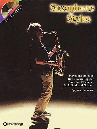 SAXOPHONE STYLES - Jorge Polanuer