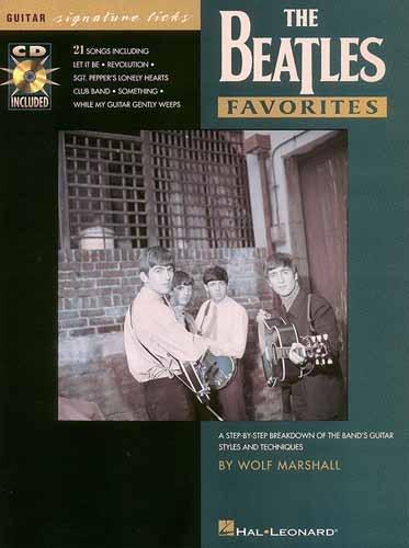 THE BEATLES - FAVORITES - com CD